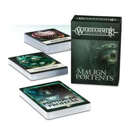 WH MALIGN PORTENTS (CARTAS)