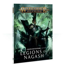 WH BATTLETOME: LEGIONS OF NAGASH