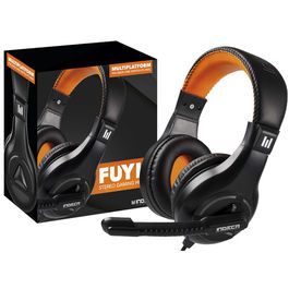 AURICULARES HEADSET INDECA FUYIN STEREO GAMING PS4/XONE/SWITCH/PC/MAC
