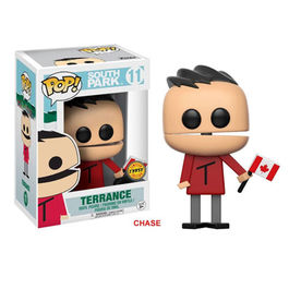 FIGURA POP SOUTH PARK TERRANCE CHASE VERSION 9 CM