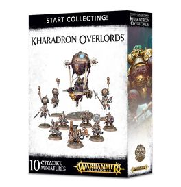 WH START COLLECTING! KHARADRON OVERLORDS