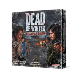 JUEGO DE MESA DEAD OF WINTER COLONIAS EN GUERRA
