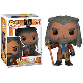 FIGURA POP WALKING DEAD EZEKIEL 9 CM