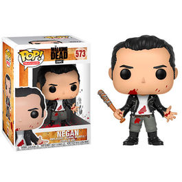 FIGURA POP WALKING DEAD NEGAN CLEAN SHAVEN 9 CM
