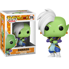 FIGURA POP DRAGON BALL SUPER FUTURE ZAMASU 9 CM