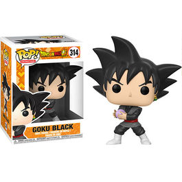 FIGURA POP DRAGON BALL SUPER GOKU BLACK 9 CM