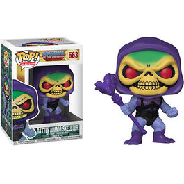 FIGURA POP MASTERS OF THE UNIVERSE SKELETOR 9 CM