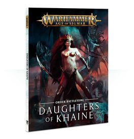 WH BATTLETOME: DAUGHTERS OF KHAINE