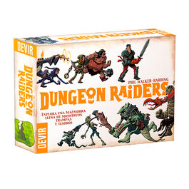 JUEGO DE CARTAS DUNGEON RAIDERS NEW VERSION