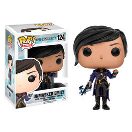 FIGURA POP DISHONORED 2 EMILY UNMASKED EXCLUSIVE 9 CM