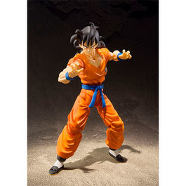 FIGURA DRAGON BALL Z SH FIGUARTS YAMCHA TAMASHII WEB EXCLUSIVE 17 CM