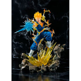 FIGURA DRAGON BALL Z FIGUARTS ZERO SUPER SAIYAN VEGETTO TAMASHII WEB EXCLUSIVE 19 CM