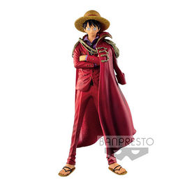 FIGURA ONE PIECE KING OF ARTIST MONKEY D LUFFY 20TH ANNIVERSARY DESING 25 CM