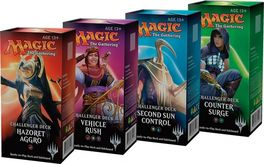 CARTAS MAGIC CHALLENGER DECK (INGLES)