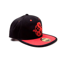 GORRA GOD OF WAR SNAPBACK 3D EMBROIDERY