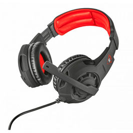 AURICULARES HEADSET TRUST RADIUS GAMING BLACK GXT 310 PS4-SWITCH-XONE-PC