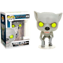 FIGURA POP HARRY POTTER REMUS LUPIN AS WAREWOLF EXCLUSIVE 9 CM