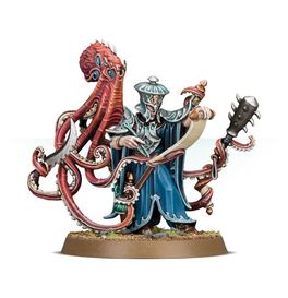 WH LOTANN WARDEN OF THE SOUL LEDGERS (IDONETH DEEPKIN)