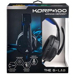 AURICULARES HEADSET KORP 100 PS4-XONE-PC