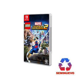 LEGO MARVEL SUPER HEROES 2 SWITCH (SEMINUEVO)