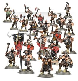 WH CHAOS MARAUDERS (SLAVE TO DARKNESS)