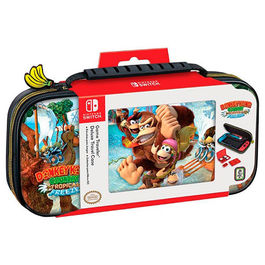 GAME TRAVELLER DELUXE TRAVEL CASE DONKEY KONG NNS52 SWITCH