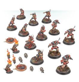 WH THE DOOM LORDS (CHAOS BLOOD BOWL)