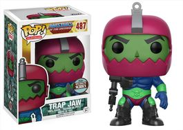 FIGURA POP MASTERS OF THE UNIVERSE TRAP JAW EXCLUSIVE 9 CM