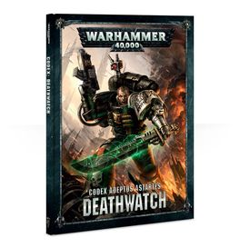 WH 40K CODEX DEATHWATCH 2018 (LIBRO ESPAÑOL)