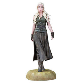 ESTATUA JUEGO DE TRONOS DAENERYS TARGARYEN MOTHER OF DRAGON 20 CM