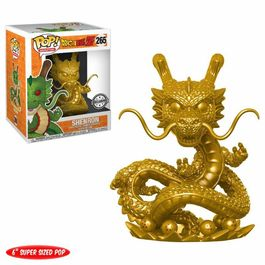 FIGURA POP DRAGON BALL Z SHENRON GOLD VERSION 15 CM