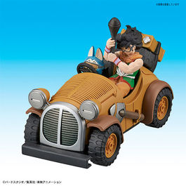 DRAGON BALL MECHA COLLECTION VOL.5 YAMCHA´S MIGHTY MOUSE 8 CM