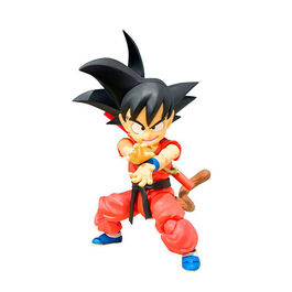 FIGURA DRAGON BALL SH FIGUARTS SON GOKU 10 CM