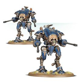 WH 40K ARMIGER HELVERINS (IMPERIAL KNIGHTS)