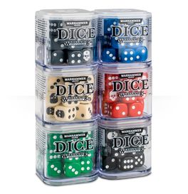 WH DICE SET 12ML 20 DADOS