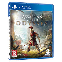 ASSASSINS CREED ODYSSEY PS4 + GORRA