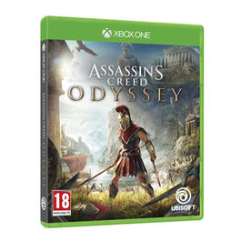 ASSASSINS CREED ODYSSEY XBOX ONE + GORRA