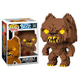 FIGURA POP 8-BIT ALTERED BEAST WEREWOLF 9 CM