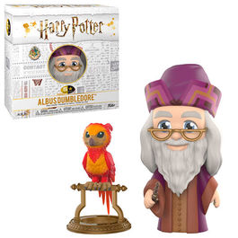 FIGURA VYNL 5 STAR HARRY POTTER ALBUS DUMBLEDORE 8 CM