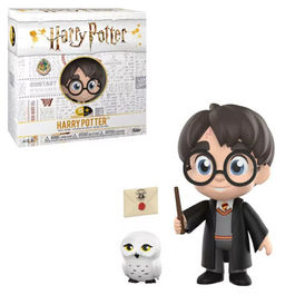 FIGURA VYNL 5 STAR HARRY POTTER - HARRY POTTER 8 CM