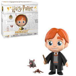 FIGURA VYNL 5 STAR HARRY POTTER RON WEASLEY 8 CM