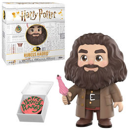 FIGURA VYNL 5 STAR HARRY POTTER RUBEUS HAGRID 8 CM
