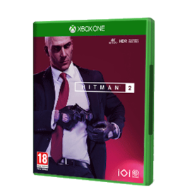 HITMAN 2 XBOX ONE + BONUS PRE-ORDER SNIPER ASSASSIN XBOX ONE