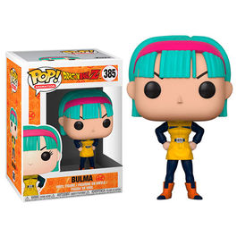 FIGURA POP DRAGON BALL Z BULMA SERIES 4 9 CM