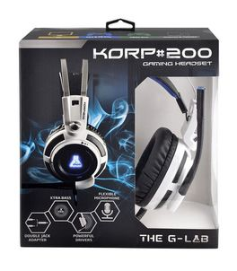 AURICULARES HEADSET KORP 200 PS4-XONE-PC