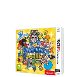 WARIO WARE GOLD 3DS