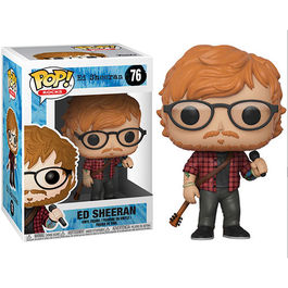 FIGURA POP ROCKS ED SHEERAN 9 CM