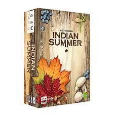 JUEGO DE MESA INDIAN SUMMER COTTAGE GARDEN