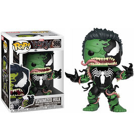 FIGURA POP MARVEL VENOM VENOMIZED HULK 9 CM