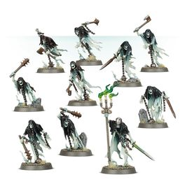 WH CHAINRASP HORDES (NIGHTHAUNT EASY TO BUILD)